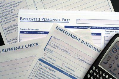employ files