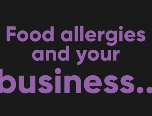 Could a food allergy be fatal to your customers and business?