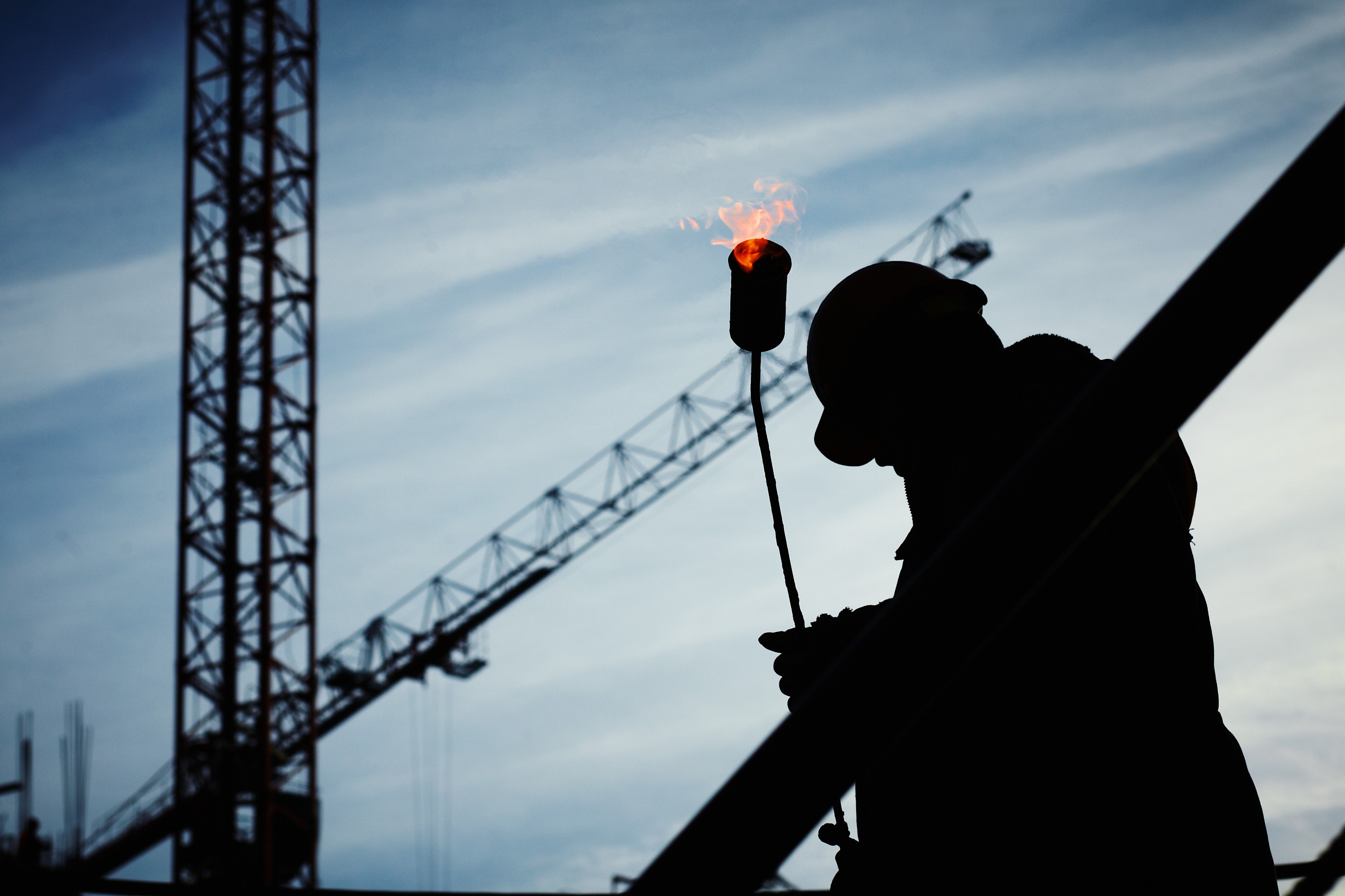 Construction Silhouette