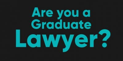 Are You A Graduate Lawyer