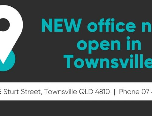 Opening of a New Regional Office in Townsville