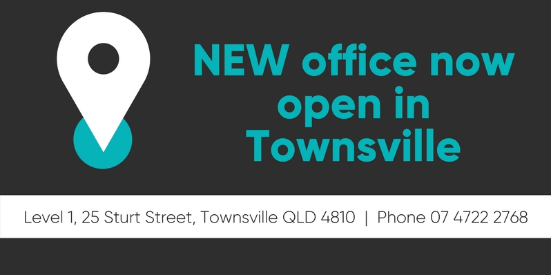 New Townsville Office