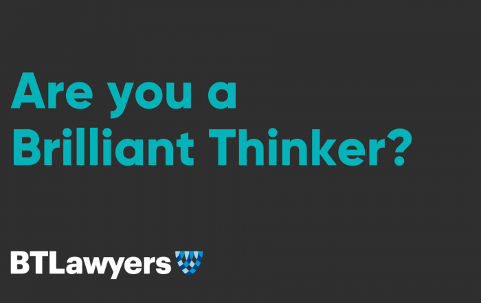 Are you a brilliant Thinker?