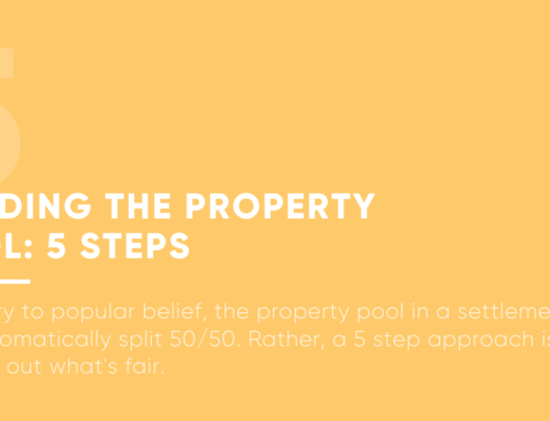 The Family Law Approach To Property Settlements – It's Not Just 50/50!