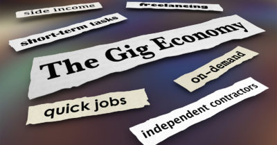 The Gig Economy - Employees or Contractors?