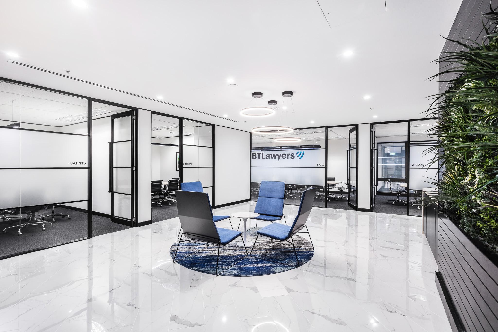 BTLawyers Mediation Room Foyer