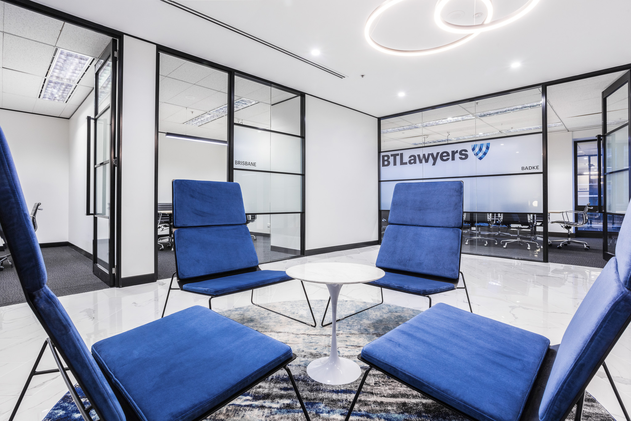 BTLawyers Mediation Room Foyer