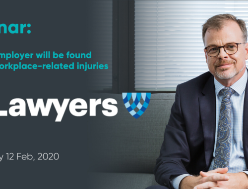 Webinar – Employer Liability for Workplace-related Injuries