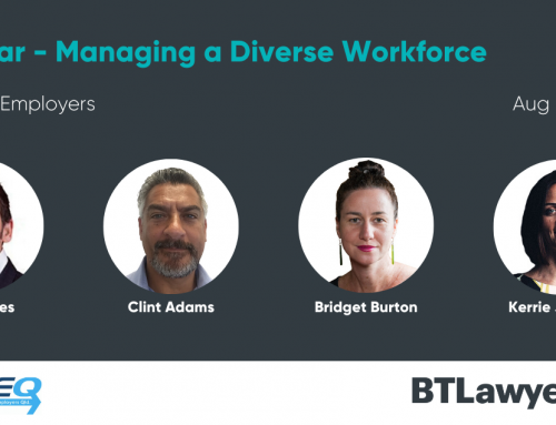 WEBINAR – Managing a Diverse Workforce